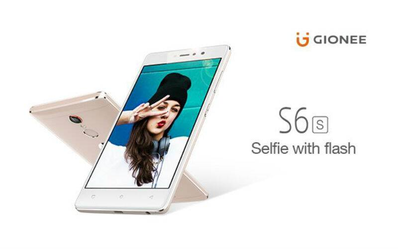 Gionee, Gionee selfie smartphone launch, Gionee S6s india launch, Gionee S6s price, Gionee S6s specifications, Gionee S6s sale date, smartphones, android, tech news, technology