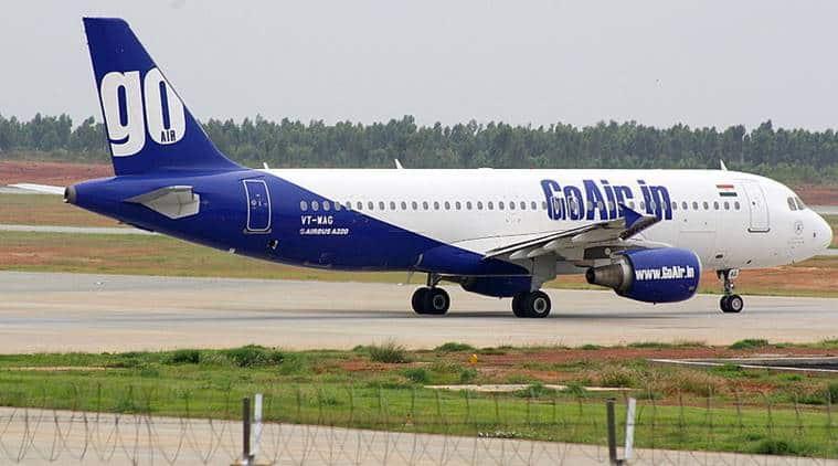 GoAir, GoAir bird hit, goair pilot, pilot derostered, civil aviation, plane accidents