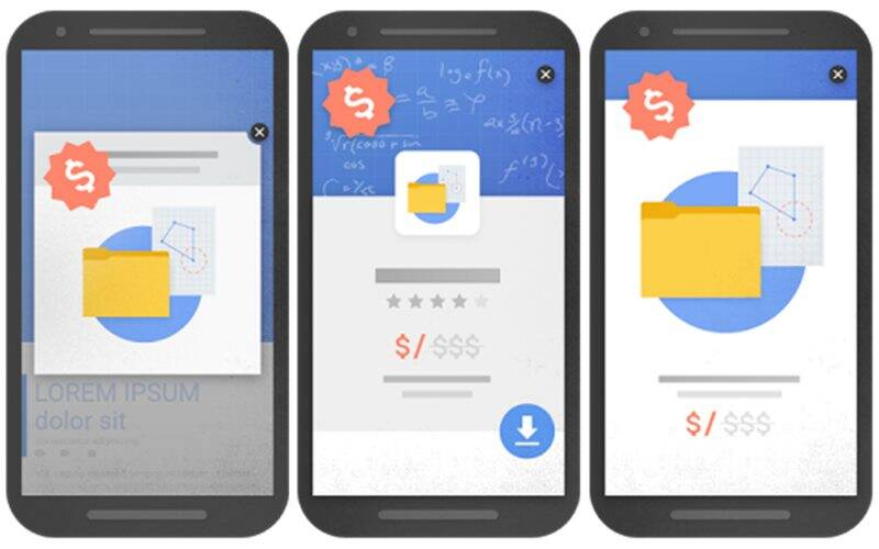 Google, Google Search, Google mobile friendly labels, Google intrusive interstitials, Google Search new features, Google punishment, social media, technology, technology news