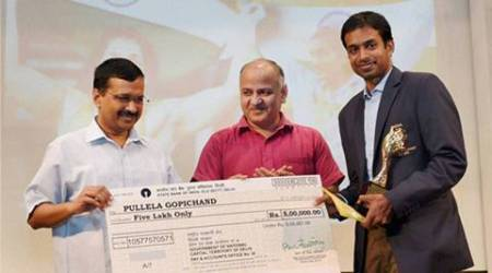 Delhi government mulls roping in Pullela Gopichand to give sports a boost