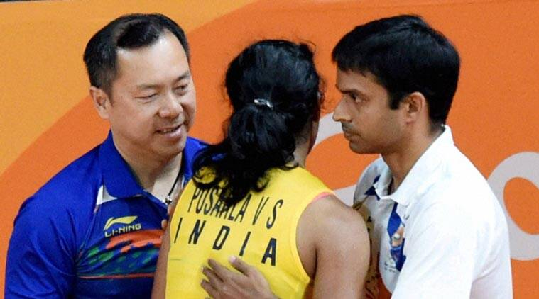 PV Sindhu, PV Sindhu silver medal, PV Sindhu medal, Pullela Gopichand PV Sindhu. PV Sindhu Pullela Gopichand, Gopichand India badminton, Pullela Gopichand badminton, Sports