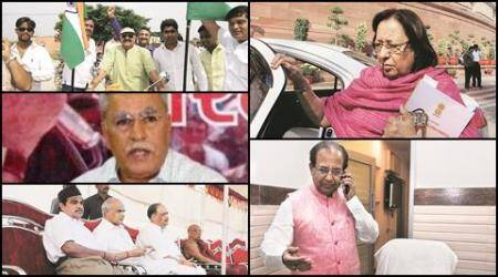 Najma Heptullah in Manipur, Jagdish Mukhi in Andaman: Meet the new governors, LG and administrator