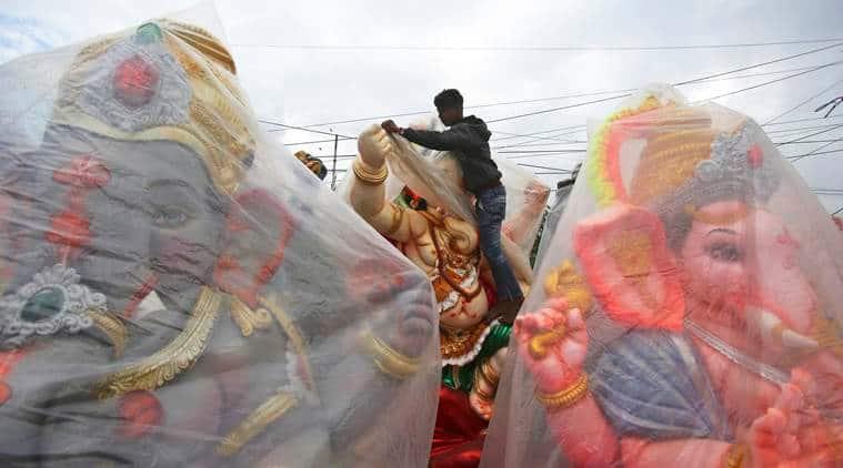 Pune, Maharashtra, Pune Municipal Corporation, Ganesh idols, Green Ganesh festival, dissolve Ganesh Idols, Ganesh Festival in Maharashtra, India news, Latest news