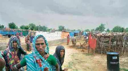 Gujarat: Forced out, these Dalits are refugees 15 km from home