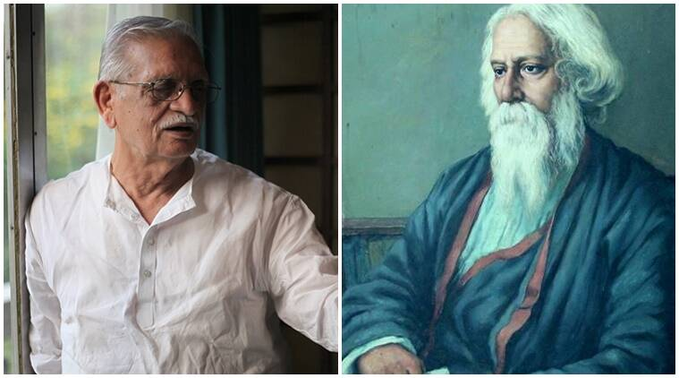 Gulzar, Rabindranath tagore, Gulzar poems, Gulzar lyricist, Rabindranath Tagore poems, Rabindranath Tagore Stories, Entertainment