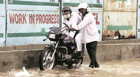 Gurgaon waterlogging: Soak opera in Millennium City