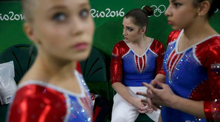 Simone Biles and U.S. gymnasts blow away their competition at Rio 2016