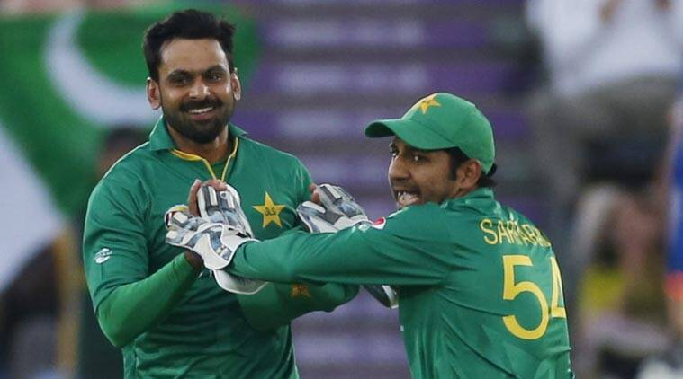 Mohammad Hafeez ruled out of England ODI series