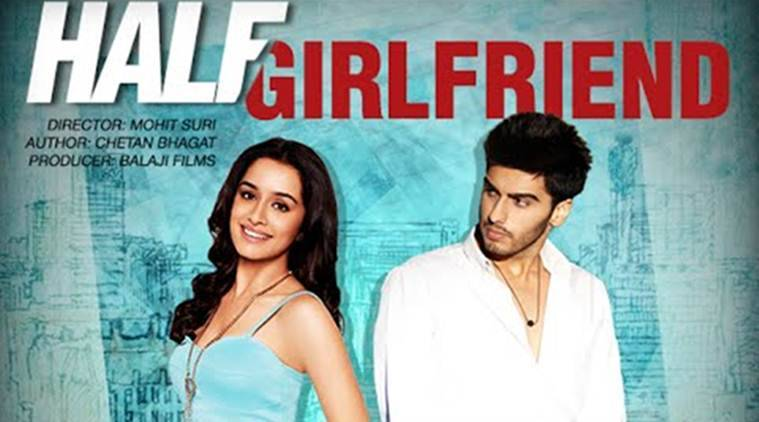 Upcoming Bollywood Movie- Half Girlfriend