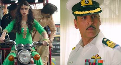 Happy Bhag Jayegi vs Rustom box office collection: Akshay Kumar film holds sway