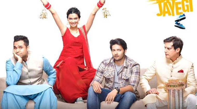 Happy Bhag Jayegi, Happy Bhag Jayegi collection, Happy Bhag Jayegi box office, Happy Bhag Jayegi bo collection, Happy Bhag Jayegi cast, diana penty, Jimmy Shergil, Ali Fazal, Piyush Mishra, abhay deol, Happy Bhag Jayegi news, Happy Bhag Jayegi movie collection, entertainment news