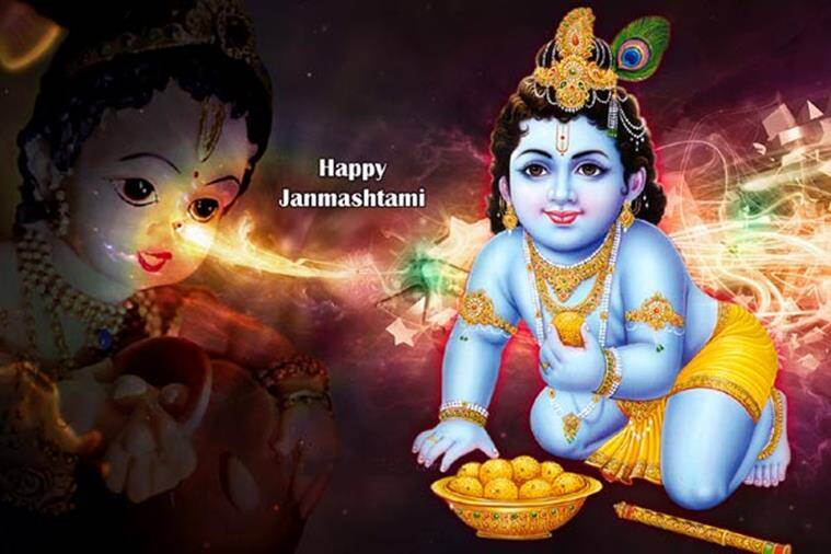 Happy Janmashtami latest Images, Wallpapers, Pictures For Facebook ...