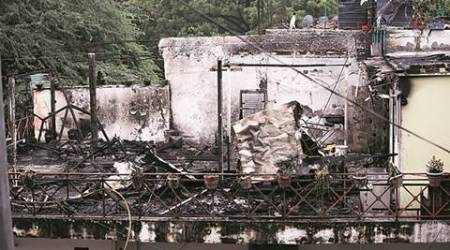 Hauz Khas Village fire: Many restaurants violate safety norms, innocent lives in danger, says Dr G C Misra