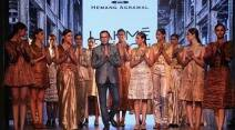 Lakme Fashion week, Lakme fashion week 2016, lakme fashion week winter festive, lakme fashion week textile design collections, lakme fashion week textile collections, lakme fashion week naturally anuradha, LFW aagor, LFW Hemang aggarwal, LFW Bina Rao, LFW Kallol Dutta