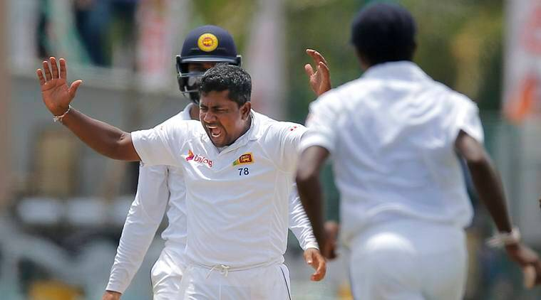 rangana herath, rangana herath injury, india vs sri lanka, sri lanka injuries, sri lanka cricket, sri lanka squad, cricket news, sports news, indian express
