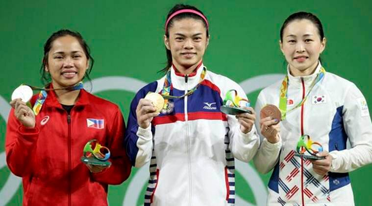 Philippines celebrate first ever female medal victor in Rio