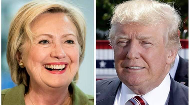 donald trump, hillary clinton, clinton fitness, trump fitness, us elections, us presidential elections