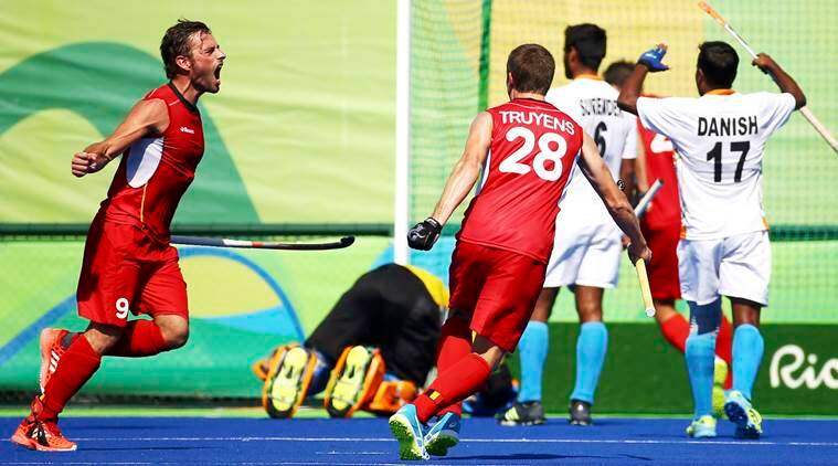 India failed to earn a single penalty corner in the game against Belgium. (Source: Reuters)