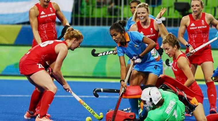 India women's hockey Team, India hockey, Hockey India, India vs Great Britain, Ind vs GB, India vs Great Britain score, India vs Britain result, Rio 2016 Olympics, Rio Games, Rio , Sports news, Sports