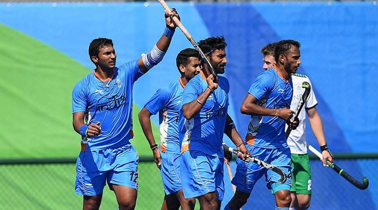 India hockey team, Indian mens hockey team, India vs Germany, Germnay vs India, Ind vs GER, GER vs IND, PR Sreejesh, Rupinder, Rio 2016 Olympics, RIO Games, Hockey, Hockey news, Sports news, Sports