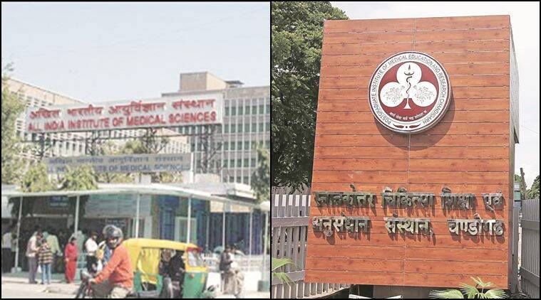 AIIMS, PGI Chandigarh among hospitals chosen for pilot phase from next month