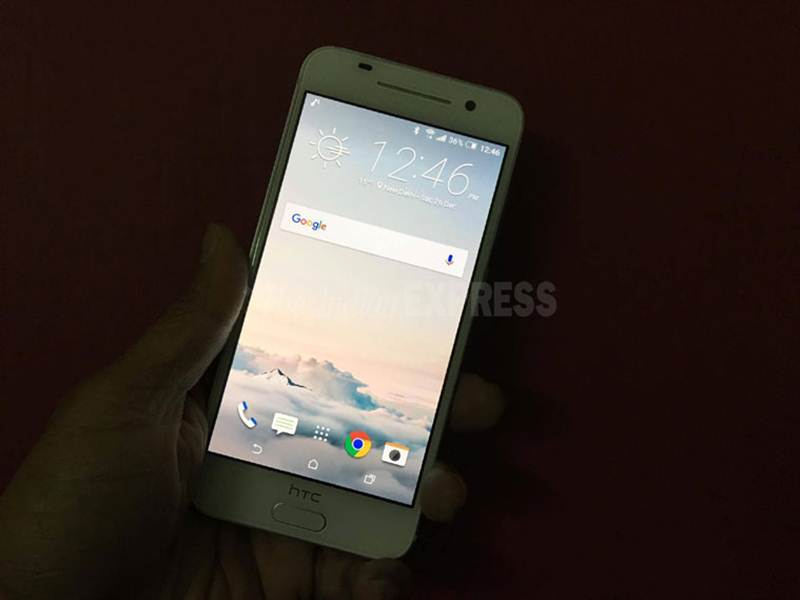 HTC One A9 was launched last year with a design similar to Apple iPhone 6