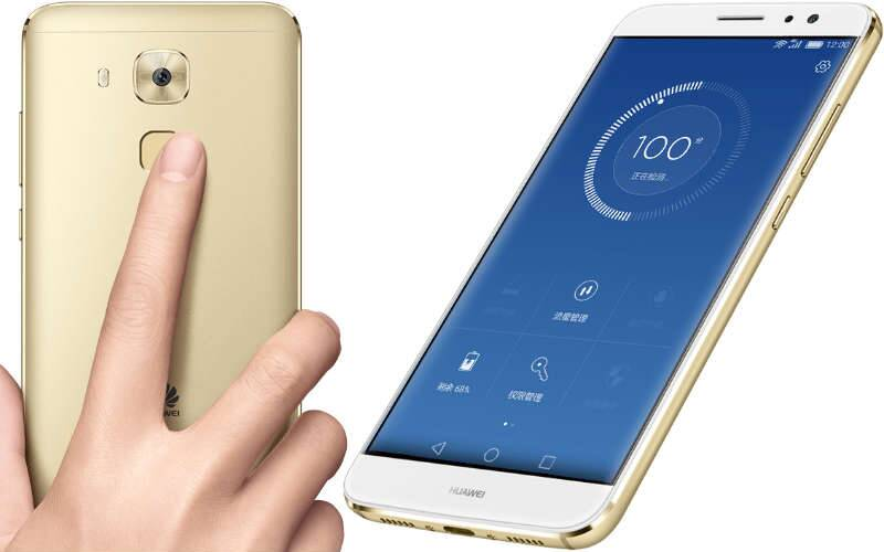Huawei G9 Plus features a 5.5-inch Full HD display, 3GB RAM and Snapdragon 625 processor (Source: Huawei China)
