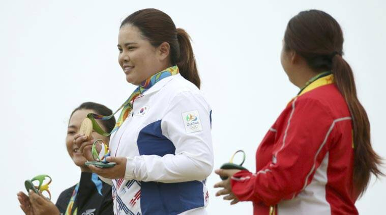 Inbee Park, Inbee Park south korea golf, south korea golf inbee park, inbee park gold medal, rio olympics golf, golf rio olympics, sports