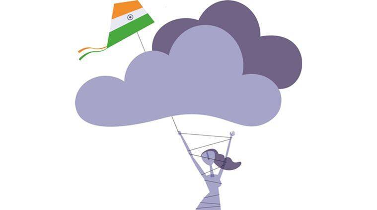 independence day, independence day 2016, british rule in india, east india company, indian constitution, 69 years of independence, elections, naxals, political freedom, economic freedom, cultural freedom, social freedom, freedom movement, mahatma gandhi, quit india movement, dalits in india, indian express opinion, opinion, independence day celebration, kashmir, kashmir protest