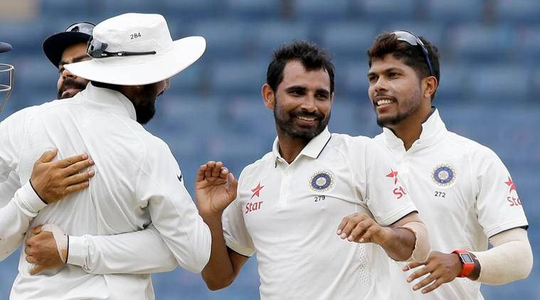 India vs West Indies, Ind vs WI, India cricket, Indian bowling, Umesh yadav, Mohammad Shami, Ishant Sharma, Virat kohli, ANil Kumble, Cricket news, Cricket