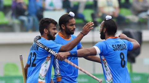India men's hockey team slips to sixth in FIH rankings