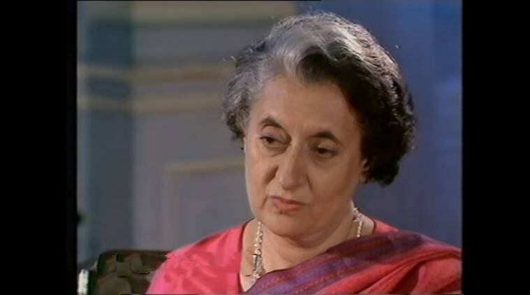 Indira Gandhi, tributes, indira gandhi birth anniversary, PM Modi, PM narendra Modi tribute, pays tribute, pays homage, tweet, PM Modi tweet, india news, indian express news