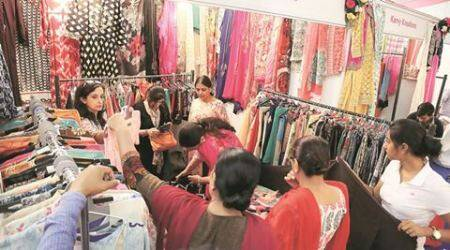 Indo-Pak Fashion and Lifestyle exhibition in Chandigarh: Pakistan traders hope for better businessties