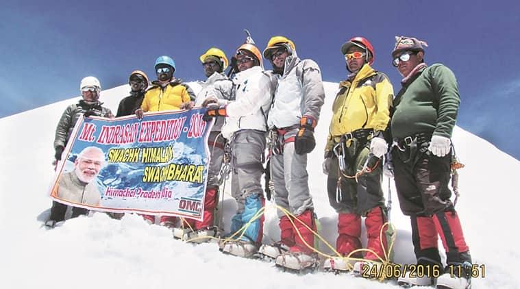 Mt. Indrasan, Mt. Indrasan climbing, maharashtra man scale Mt. Indrasan, pune, pune news, indian express news, india news