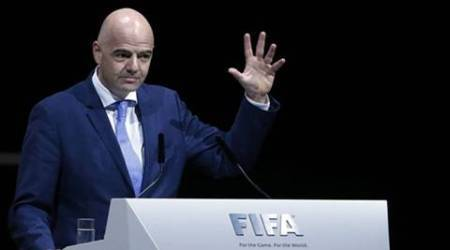 Infantino to be paid 1.5m Swiss francs a year