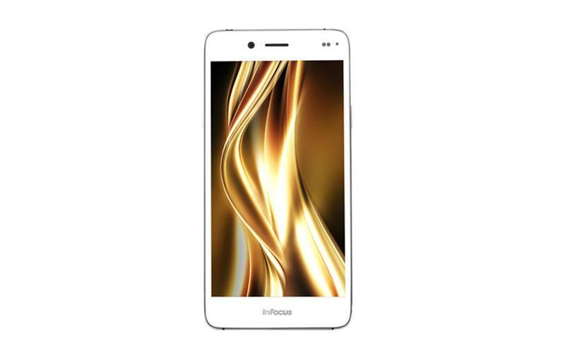 InFocus Bingo 50+ is the successor to Bingo 50 with larger 5.5-inch HD display and quad-core processor (Source: InFocus)