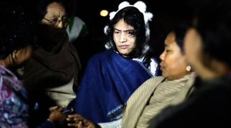 Irom Sharmila, AFSPA, Irom Sharmila struggle, Manipur, Manipur Irom Sharmila, Irom Sharmila breaks fast, Who is Irom Sharmila, Irom Sharmila struggle, Irom Sharmila against AFSPA, AFSPA. Armed Forces Special Power Act, AFSPA news update, Irom Sharmila update, Save Sharmila Campaign, Sharmila Kanba Lup, Imphal, AFSPA in North east, India news, Irom Sharmila latest update,