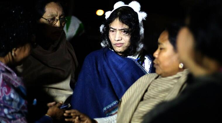 Irom Sharmila, AFSPA, Irom Sharmila struggle, Manipur, Manipur Irom Sharmila, Irom Sharmila breaks fast, Who is Irom Sharmila, Irom Sharmila struggle, Irom Sharmila against AFSPA, AFSPA. Armed Forces Special Power Act, AFSPA news update, Irom Sharmila update, Save Sharmila Campaign, Sharmila Kanba Lup, Imphal, AFSPA in North east, India news, Irom Sharmila latest update,
