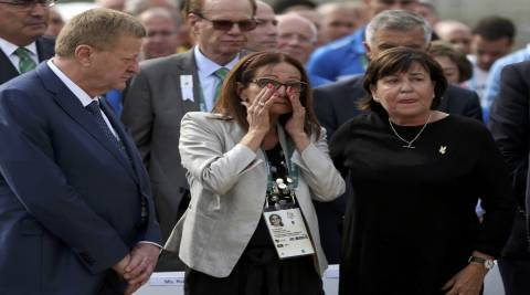 Rio 2016 Olympics: Israeli victims of 1972 Games honoured 44 years on