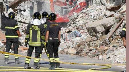 Italy earthquake: Officials probe possible violations in building codes