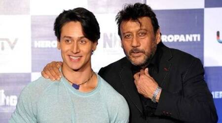 Tiger Shroff says his father Jackie Shroff is an inspiration for him
