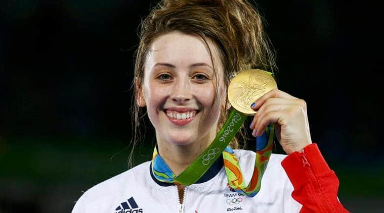Jade Jones, Jade Jones taekwondo, Taekwondo, Jade Jones Rio gold, Ahmad Abughaush Jordan, Britain, Jordan, Rio 2016 Olympics, Rio Olympics, Olympics