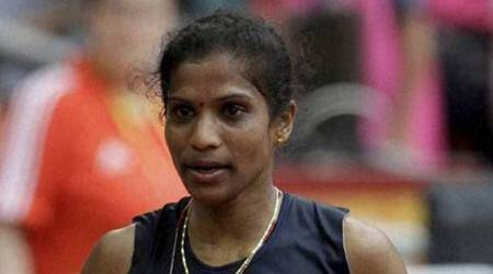 OP Jaisha runs marathon without water, energy drinks as Indian officials go missing