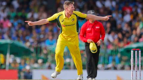James Faulkner claims unique hat-trick against Sri Lanka without dismissing anyone for a duck