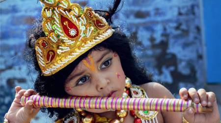 When is Janmashtami in 2017?