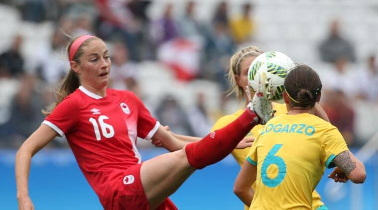 Canadian women's soccer team in good shape after win over Australia