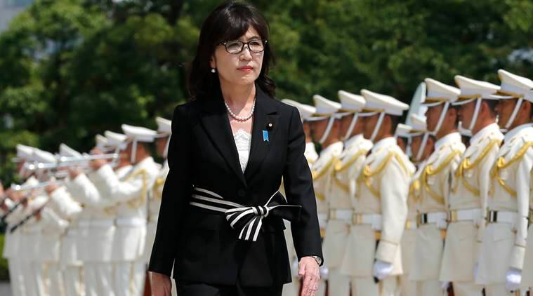japan, japan news, tokyo news, japan defense minister, japan new defence minister, tomomi inada, tomomi inada nanjing massacre, shinzo abe tomomi inada, japan news, world news