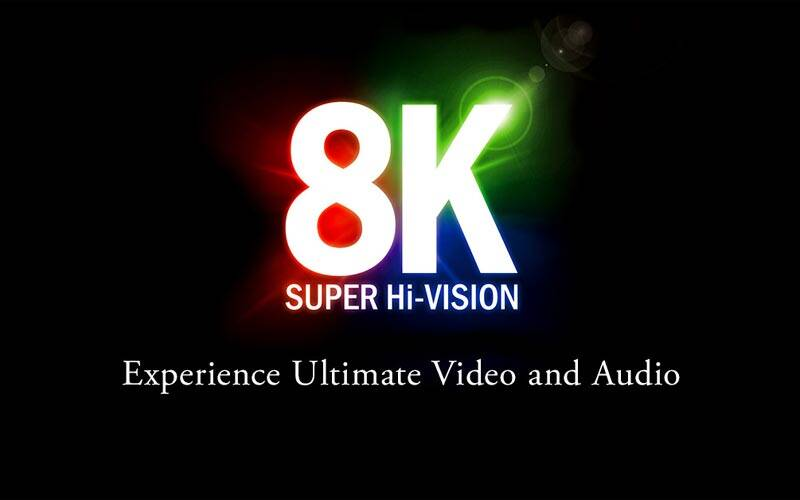 Forget 4K: In Japan, Olympics will be broadcast in 8K