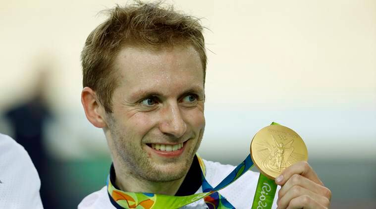 Jason Kenny's Key To Gold In Track Cycling? Pretend 'I'm