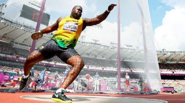 Jamaican discus thrower Morgan loses appeal to compete in ...